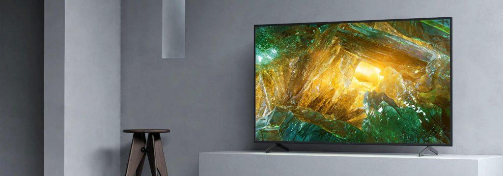 تلویزیون 75X8000H